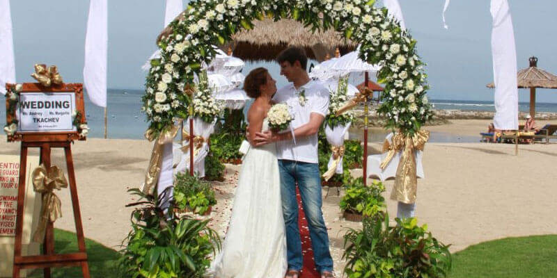 Romance Wedding Package