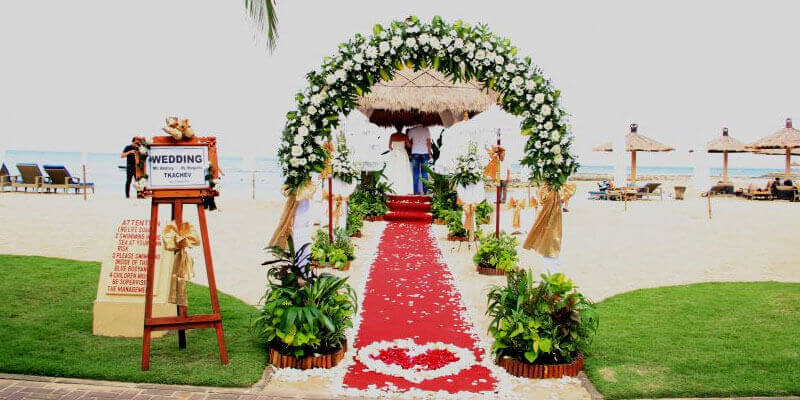 Exotic Balinese Wedding Package